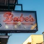 Babe's Nola