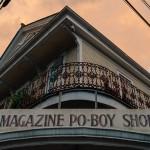 Magazine Po-Boy