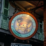 Pirate's Alley Café