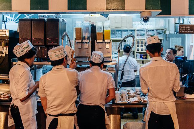 Café du Monde Boys