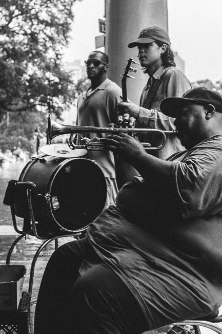 Street Brass Band