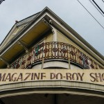 Magazine Po-Boy Shop